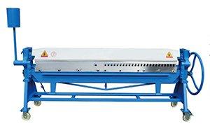 TDF Flange Folding Machine-KRRASS