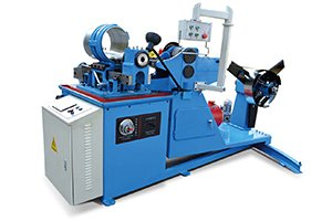 Tube Mould Spiral Duct Making Machine