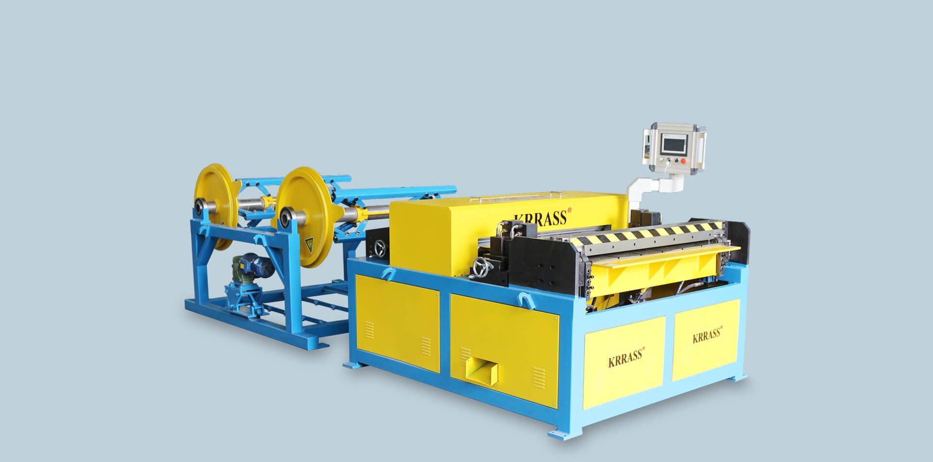 HVAC Duct Manufacturing Auto Line V
