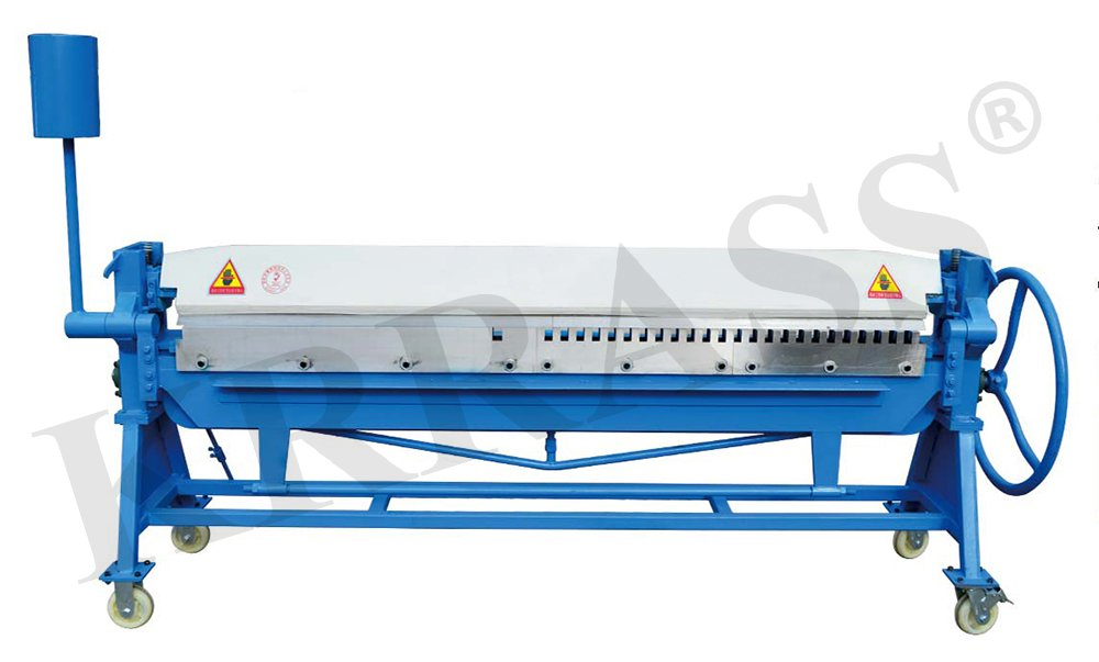 TDF Flange Folding Machine