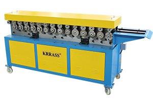TDF Flange Forming Machine-KRRASS