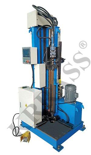 hydraulic seam closing machine