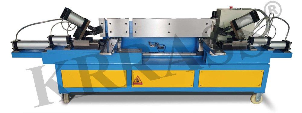 pneumatic seam closing machine